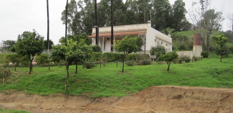 Aula de la Naturaleza Parque Moret