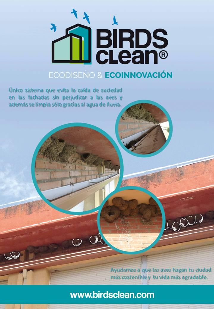 Anuncio Birds Clean