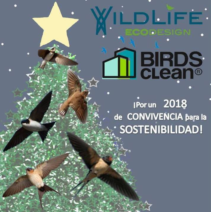 Felicitación WildLife 2018