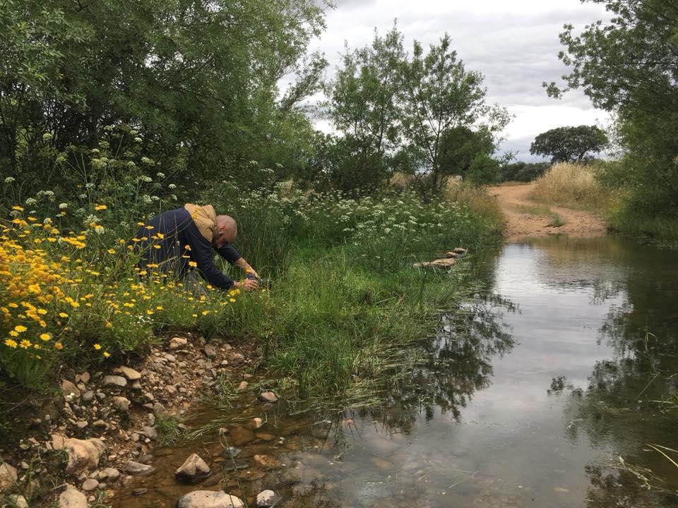 Grabación del documental El ciclo de TU agua de grifo