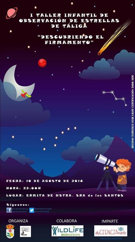 Taller de observación astronómica