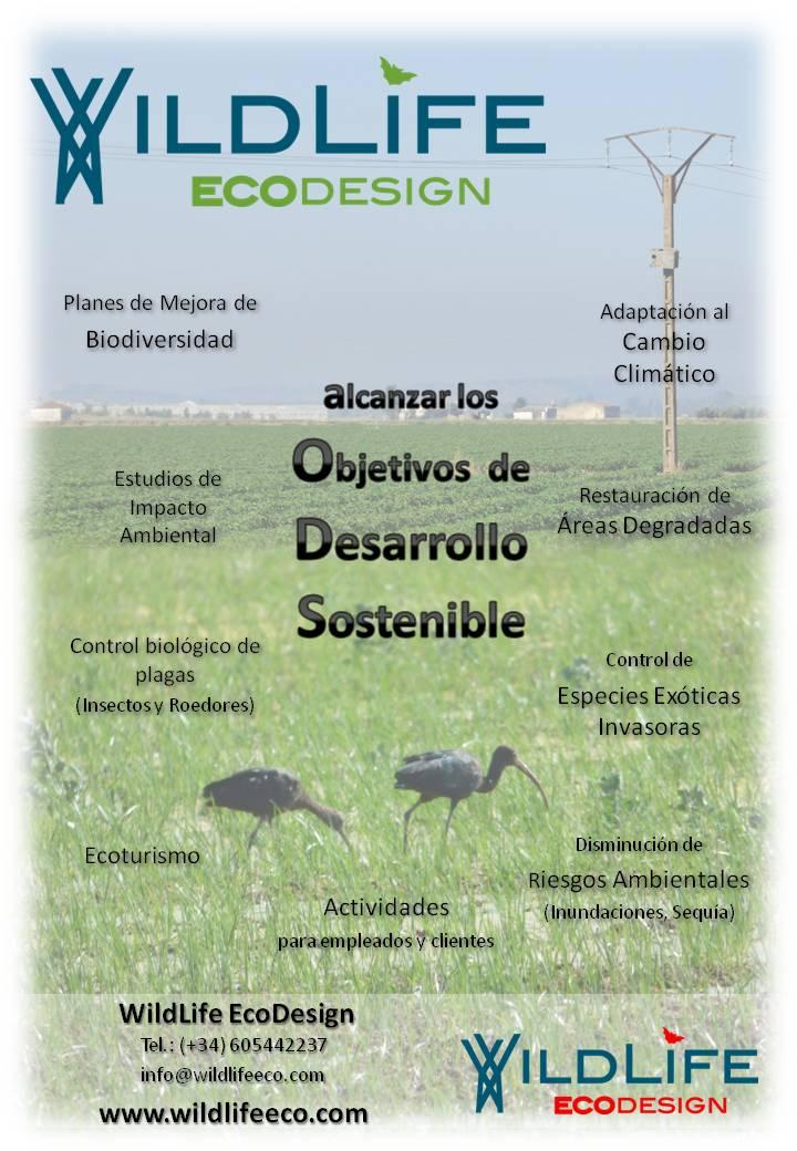 WildLife EcoDesign y las fincas agrícolas